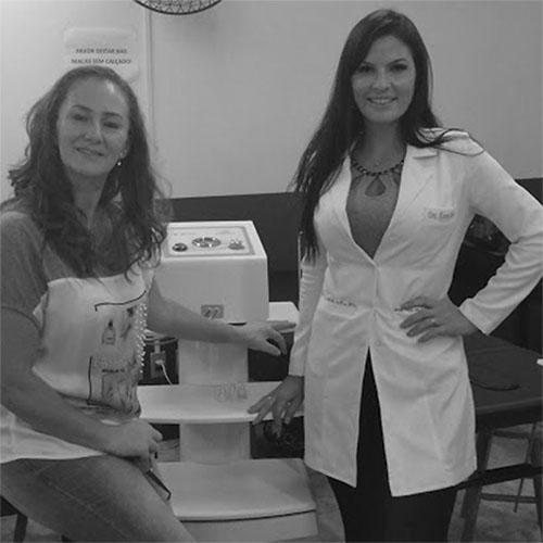 Dra. Karen Goulart: Curso de Peelings Faciais e Corporais.