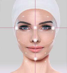 Planejamento digital facial - personalização