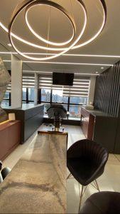 Sala de Atendimento - Consultório Dra. Karen Goulart